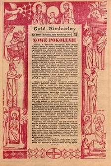 Gość Niedzielny, 1967, R. 40, nr52