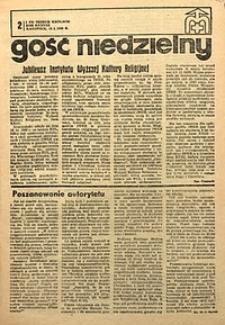 Gość Niedzielny, 1969, R. 38, nr2