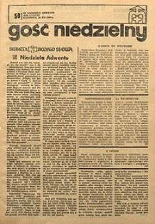 Gość Niedzielny, 1969, R. 42, nr50