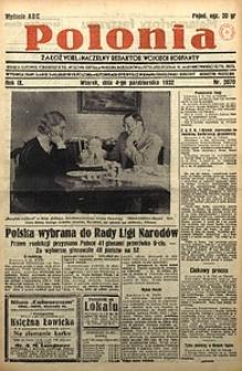 Polonia, 1932, R. 9, nr2870