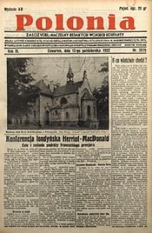 Polonia, 1932, R. 9, nr2879