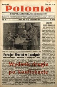 Polonia, 1932, R. 9, nr2880