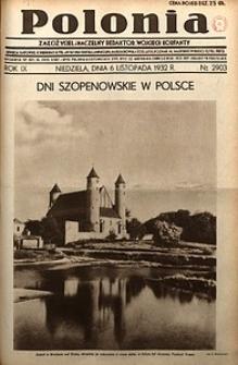 Polonia, 1932, R. 9, nr2903
