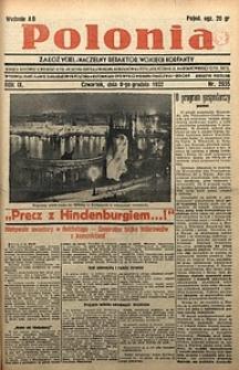Polonia, 1932, R. 9, nr2935