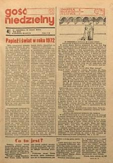 Gość Niedzielny, 1973, R.46, nr4