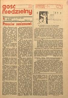 Gość Niedzielny, 1973, R.42, nr6