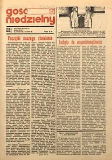 Gość Niedzielny, 1973, R.46, nr22