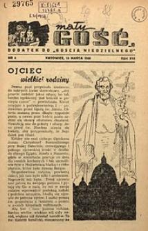 Mały Gość Niedzielny, 1950, R. 20, nr4