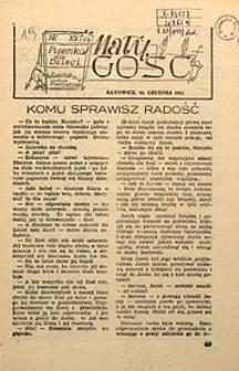 Mały Gość Niedzielny, 1951, R. 21, nr13