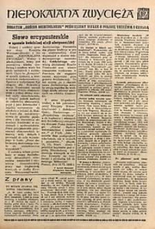 Niepokalana Zwycięża, 1960, R. 4, nr8