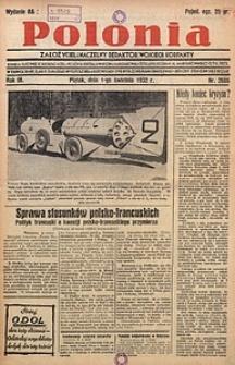 Polonia, 1932, R. 9, nr2686