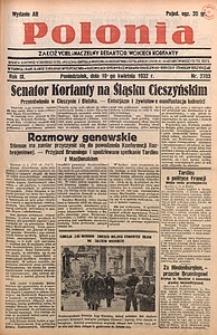 Polonia, 1932, R. 9, nr2703