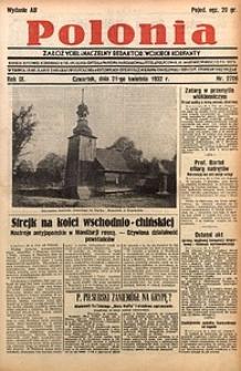Polonia, 1932, R. 9, nr2706