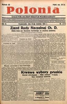 Polonia, 1932, R. 9, nr2710