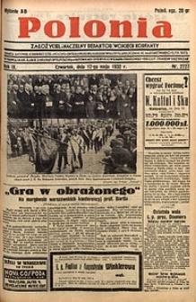 Polonia, 1932, R. 9, nr2727