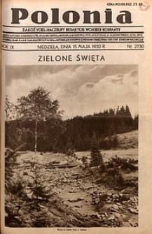 Polonia, 1932, R. 9, nr2730