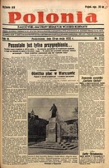 Polonia, 1932, R. 9, nr2737 [właśc. 2738]