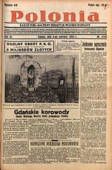 Polonia, 1932, R. 9, nr2749