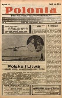 Polonia, 1932, R. 9, nr2760