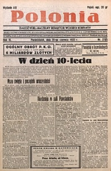 Polonia, 1932, R. 9, nr2765