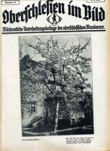 Oberschlesien im Bild, 1925, nr 19
