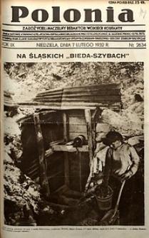 Polonia, 1932, R. 9, nr2634