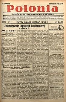 Polonia, 1932, R. 9, nr2639