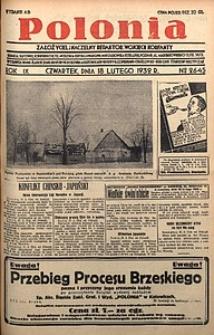 Polonia, 1932, R. 9, nr2645