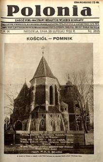 Polonia, 1932, R. 9, nr2655