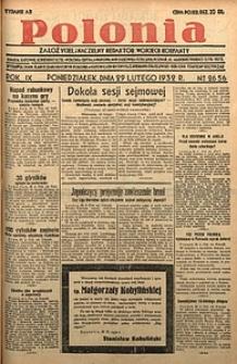 Polonia, 1932, R. 9, nr2656