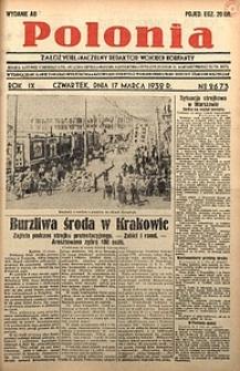 Polonia, 1932, R. 9, nr2673