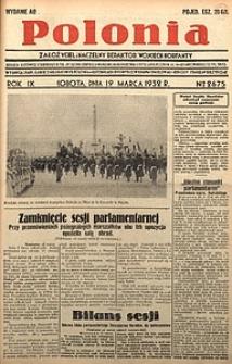 Polonia, 1932, R. 9, nr2675