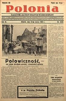 Polonia, 1932, R. 9, nr2678