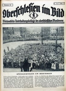 Oberschlesien im Bild, 1925, nr 28