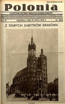 Polonia, 1932, R. 9, nr2806