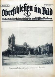Oberschlesien im Bild, 1925, nr 34