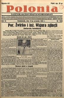 Polonia, 1932, R. 9, nr2848