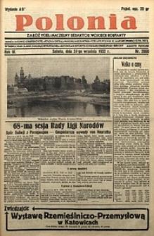 Polonia, 1932, R. 9, nr2860