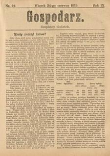 Gospodarz, 1913, nr24