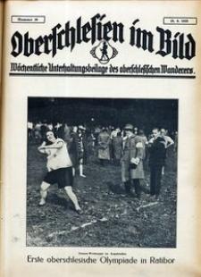 Oberschlesien im Bild, 1925, nr 38