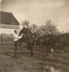 Zdjęcia z wycieczki konnej do Łabęd dn. 14.V.31, fot. 1