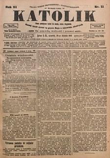 Katolik, 1918, R. 51, nr11
