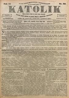 Katolik, 1918, R. 51, nr26