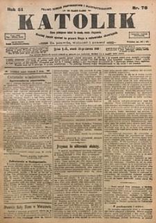 Katolik, 1918, R. 51, nr76