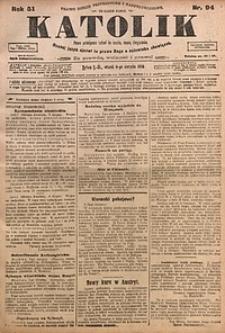 Katolik, 1918, R. 51, nr94