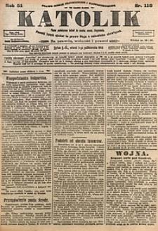 Katolik, 1918, R. 51, nr118