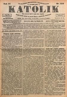 Katolik, 1918, R. 51, nr132