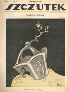Szczutek, 1920, R. 3, nr 13