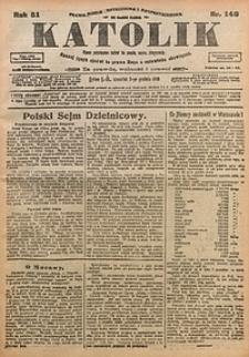 Katolik, 1918, R. 51, nr146
