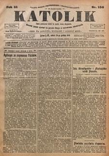 Katolik, 1918, R. 51, nr156